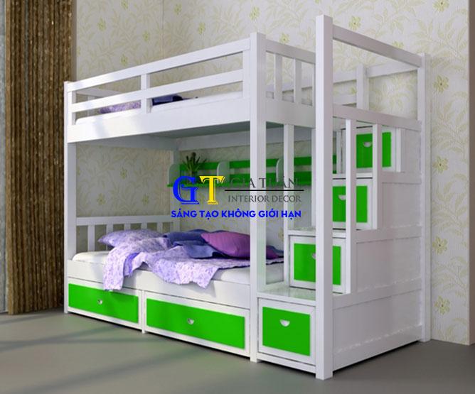 Giường ngủ tr ẻ em-GT11