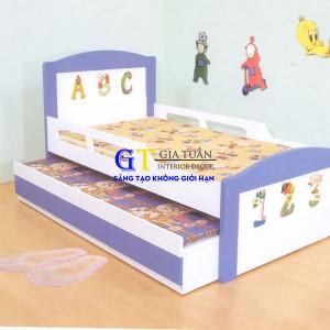 Giường Ngủ Trẻ Em-GT14