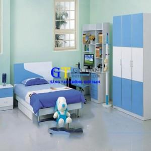 Giường Ngủ Trẻ Em-GT21