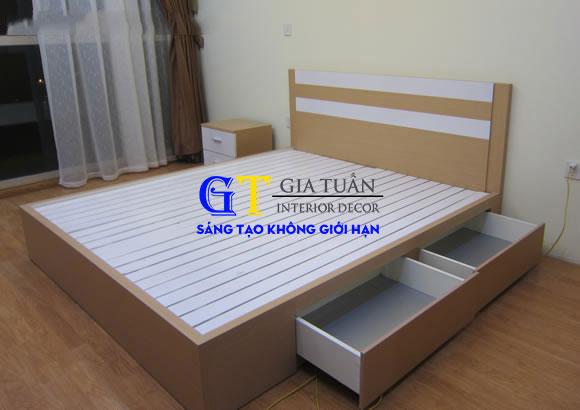 Giường ngủ đẹp GT5