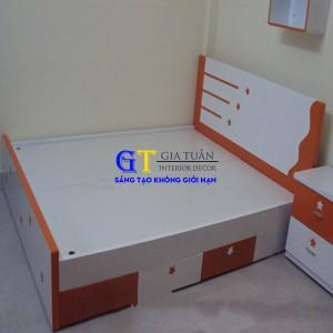 Giường Ngủ Trẻ Em-GT7