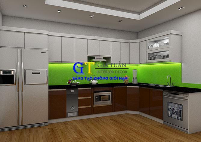 Tủ Bếp Tư Vấn Làm Tủ Bếp Và Nội Thất