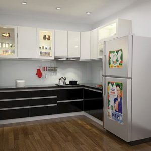 Tủ Bếp Acrylicl – GT146