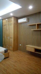 nội thất phòng ngủ gỗ sồi nga